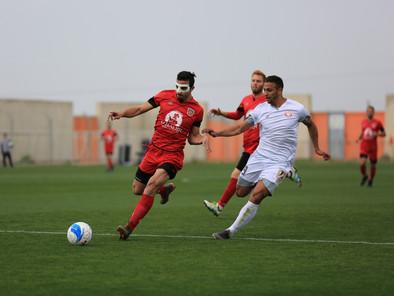 גביע המדינה: הפסד לכפר קאסם במשחק רבע הגמר הראשון מול חדרה