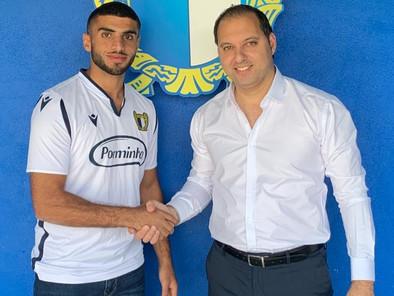 עלאא אלדין חסן הצעיר חתם בקבוצה חדשה בליגה הפורטוגלית