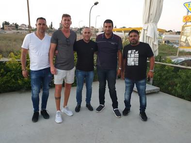 רן ברקוביץ׳ חתם בבאקה אל גרבייה