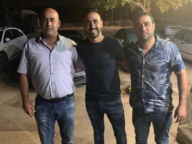 ספואן זועבי חזר באופן רשמי להפועל כפר כנא