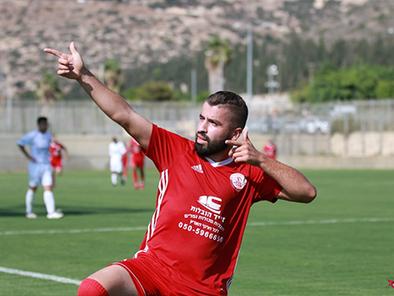 """בכורה מוצלחת בליגה א': זלפה ניצחה 2-0 את """"רובי שפירא"""" מצמד שערים של מייזר זועבי"""