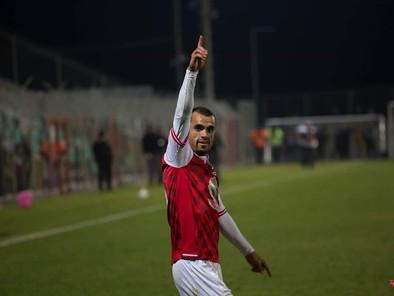 """אבו ענזה התאושש מפציעתו הארוכה וחזר למגרשי הכדורגל: """"אף פעם לא הרמתי ידיים, אעזור לבני לוד להיש"""