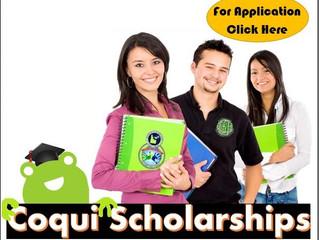 The Hispanic Coalition 2019 Coqui Scholarships
