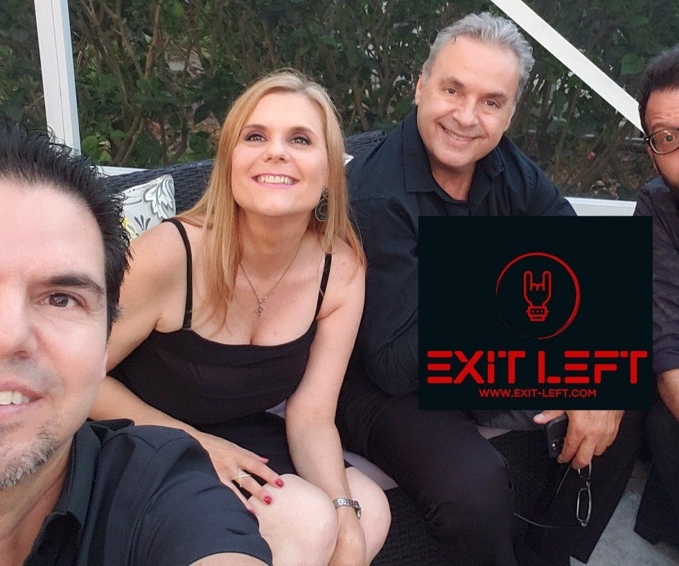 Rock Band for Private Party Miami Exit Left