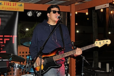 Exit Left Rock Band - South Florida's #1 Choice for Live Rock Events
