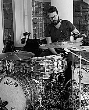 Exit Left Rock Band - Oscar Perez Drummer