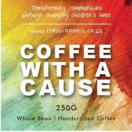 CCCO 250g Whole Bean Coffee