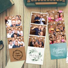 Photobooth Minden - Fotobox mit Sofortdruck - Templates