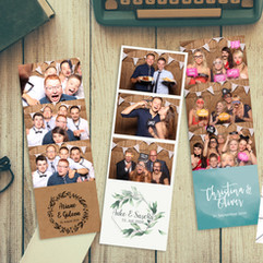 Photobooth Minden - Fotobox mit Sofortdruck - Templates