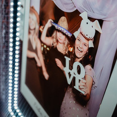 Photobooth Minden - Fotospiegel / Magic Mirror  mit Sofortdruck Hof Frien