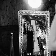 Photobooth Minden - Fotospiegel / Magic Mirror Hof Frien