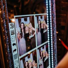 Photobooth Minden - Fotospiegel / Magic Mirror  mit Sofortdruck Hof Frien