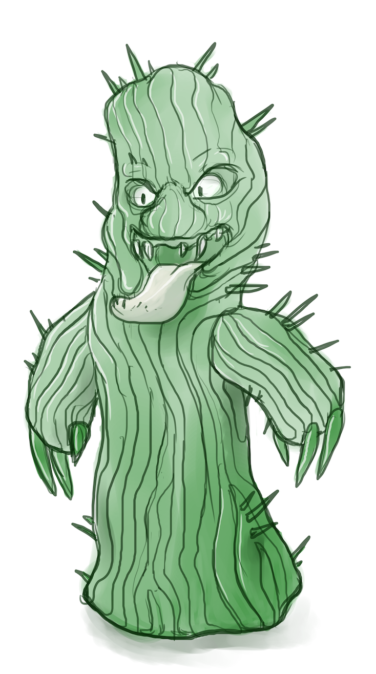 Cactus Tongue
