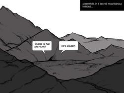 Comic Background