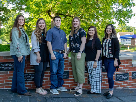 American Angus Association Welcomes 2021 Interns