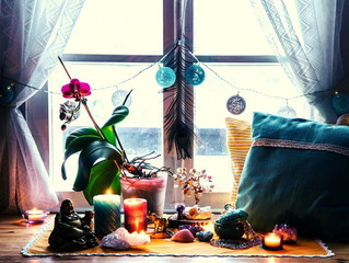 Ritual para limpiar tu casa de malas energías