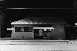 부여여행 흑백사진
