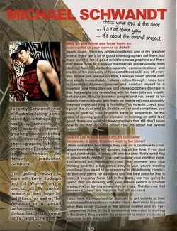 DanceTrain Magazine