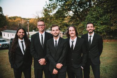 groomsmen Pennsylvania Weddings