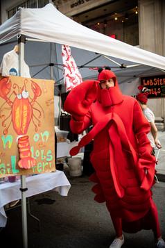 Event Photographer Philadelphia Rittenhouse Row Festival Lobster