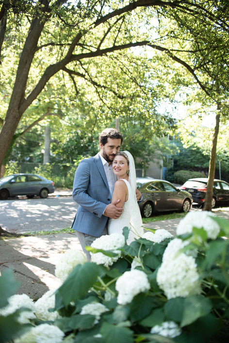 Elopment Philadelphia Photographer West Philly Wedding