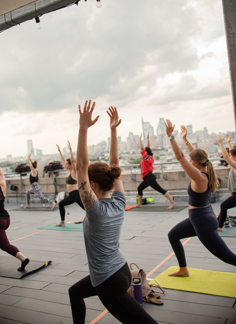 Event Photographer Philadelphia Yoga Philly