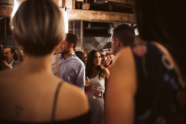 engagement party la colombe fishtown philadelphia photographer event philly photog
