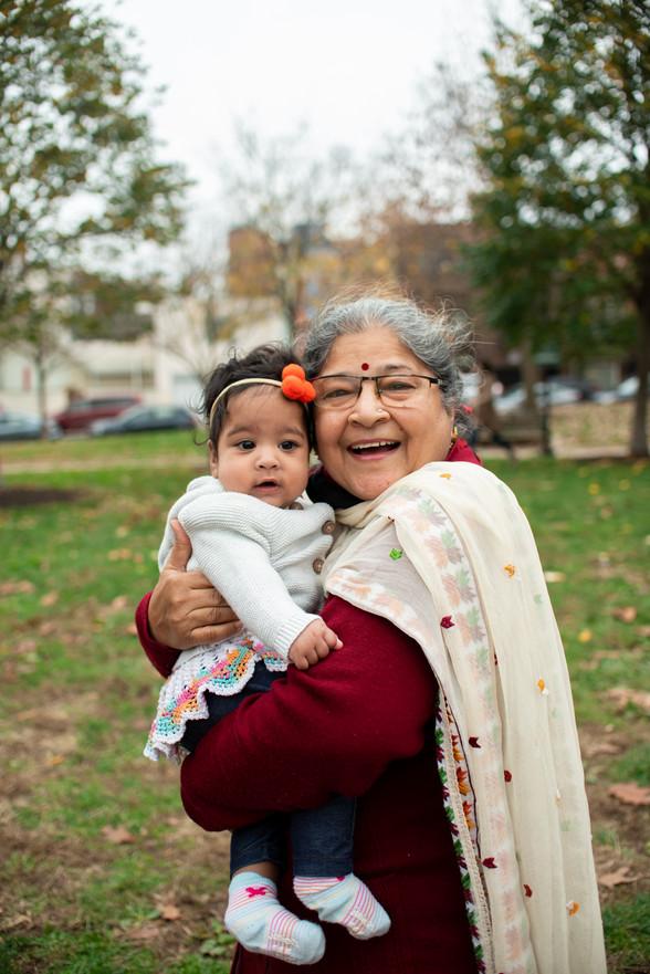 family grandma photos philadelphia fitler square