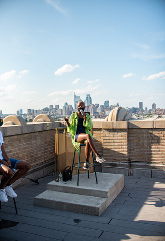 Philadelphia Event Photographer Philly Photography Bok Bar Rooftop Panel discussion