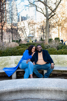 engagement shoot philadelphia rittenhouse square