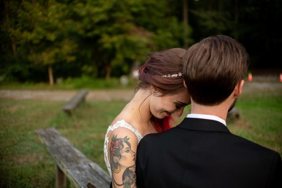 bride and groom philadelphia wedding photography