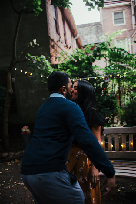 Proposal Photorapher Philadelphia Philly Photography Elfreth Alley She Said Yes
