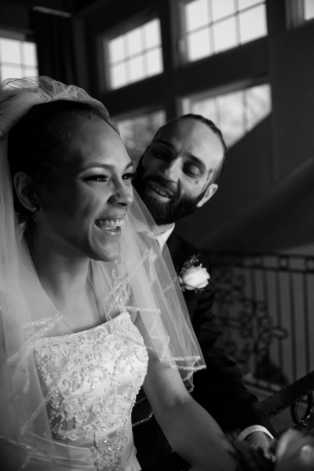 pennsylvania wedding philly philadelphia black and white photography newlyweds