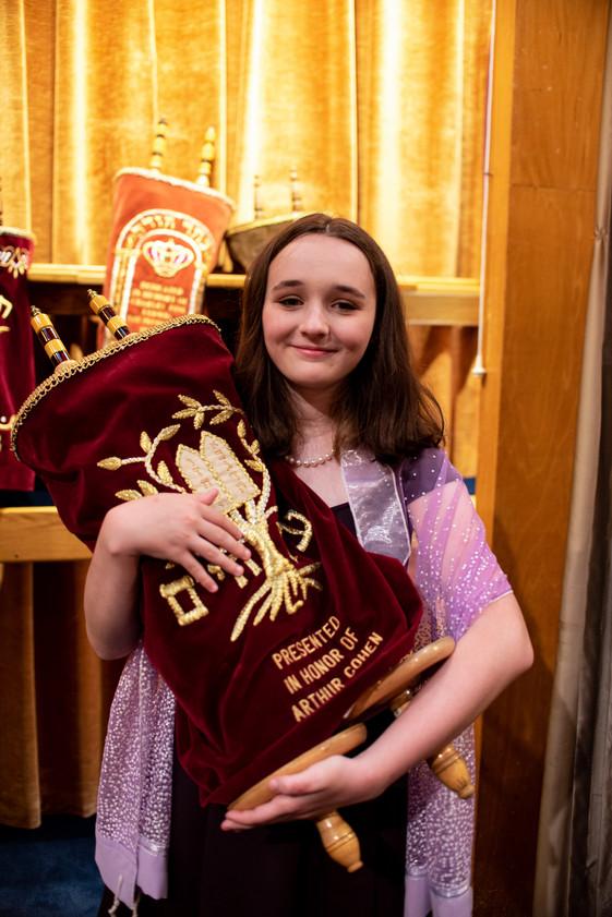 bat mitzvah girl philadelphia