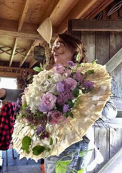 Dominique Houle designer floral