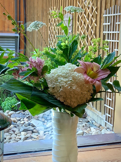 Bouquet de saison / Summer bouquet
