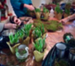 Atelier de Pâques