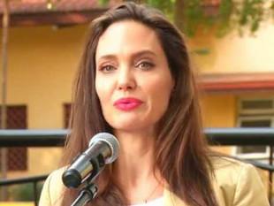 Se revela con que clase de hombre Angelina Jolie se está encontrando