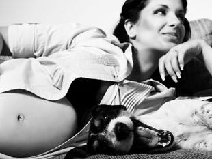 La ciencia revela que las embarazadas que tienen perros tienen bebés más sanos