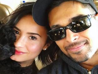 Demi Lovato y Wilmer Valderrama están juntos otra vez