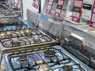 El Ejecutivo plantea 0% de IVA para cocinas a gas locales e importadas
