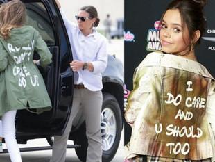 Actriz Adolescente critica a Melania Trump