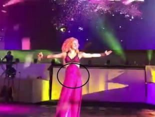 Se rumora que Shakira podría estar embarazada