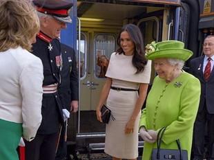 Meghan Markle puede estar embarazada de su primer hijo con el Príncipe Harry