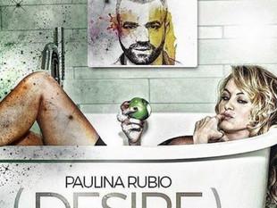 Paulina Rubio usa fan art para promover música y no paga por ello