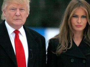 Melania Trump rompe con tradición al revelarse nuevo amorío de Donald Trump
