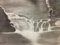 Title: Waterfall