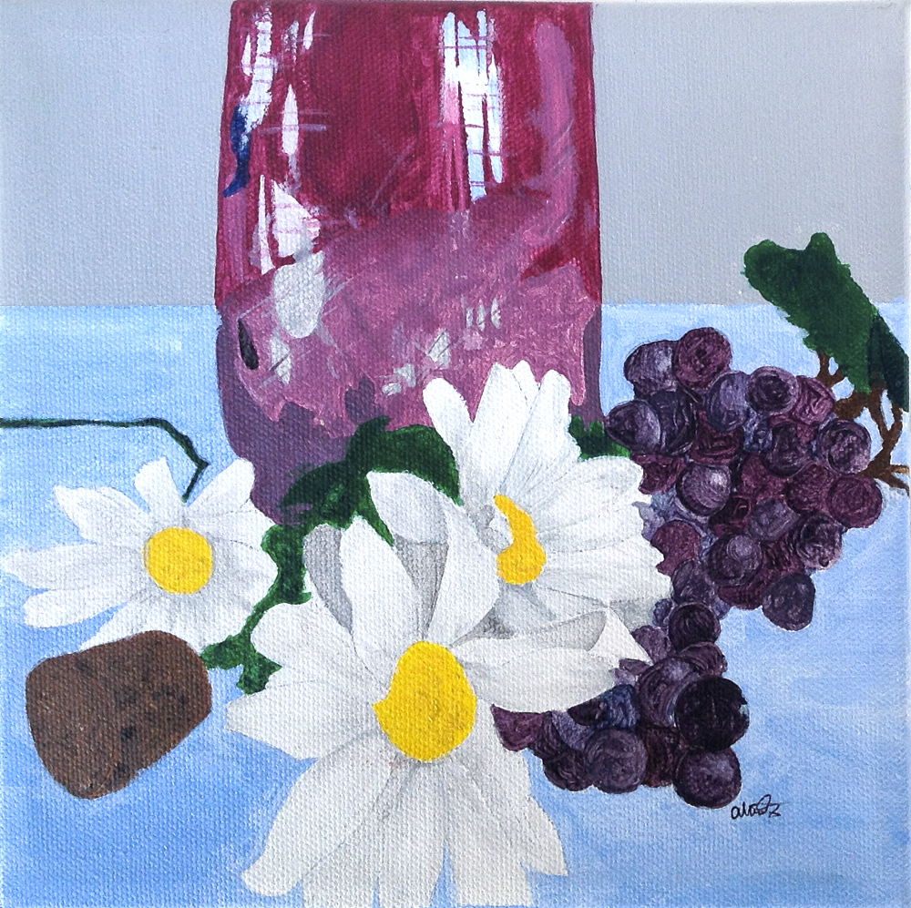 Title: Complementary Still Life