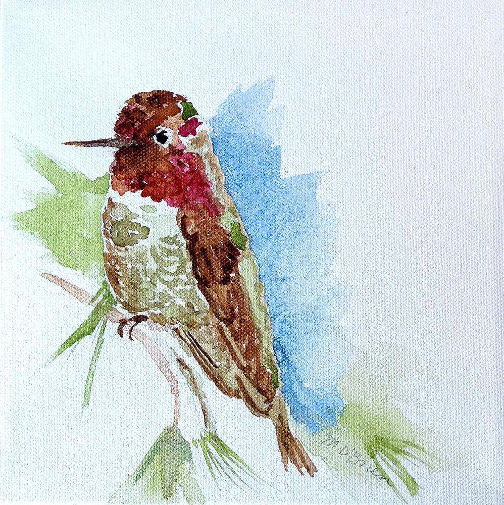 Title: Hummingbird