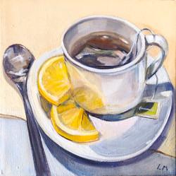 Title: Tea & Lemons